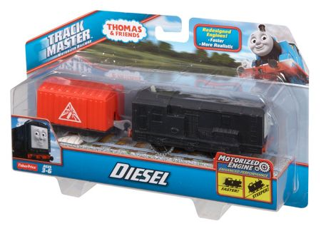 Fisher Price Trackmaster motorised diesel engine