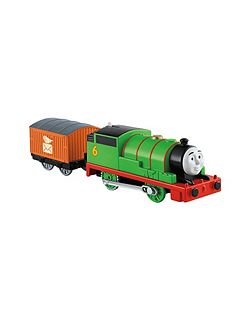 Trackmaster motorised percy engine