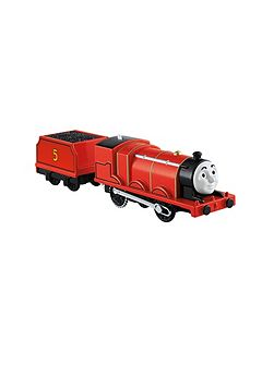 Trackmaster motorised james engine