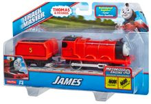 Fisher Price Trackmaster motorised james engine