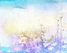 Graham & Brown Hazy Meadow Wall Mural