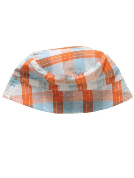 Rockin' Baby Checked Reversible Hat