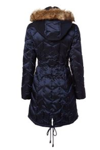 Covert Overt Quilted Jacket With Zip Pockets