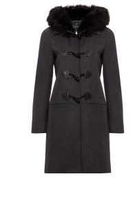 Carolina Cavour Ladies Woolen Duffle Coat