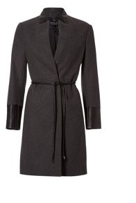 Carolina Cavour Woolen Ladies Coat