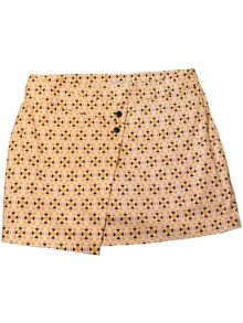 Swing Out Sister Pattern Skort