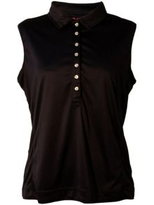 Swing Out Sister Elizabeth Sleeveless Polo