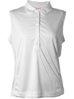Elizabeth Sleeveless Polo
