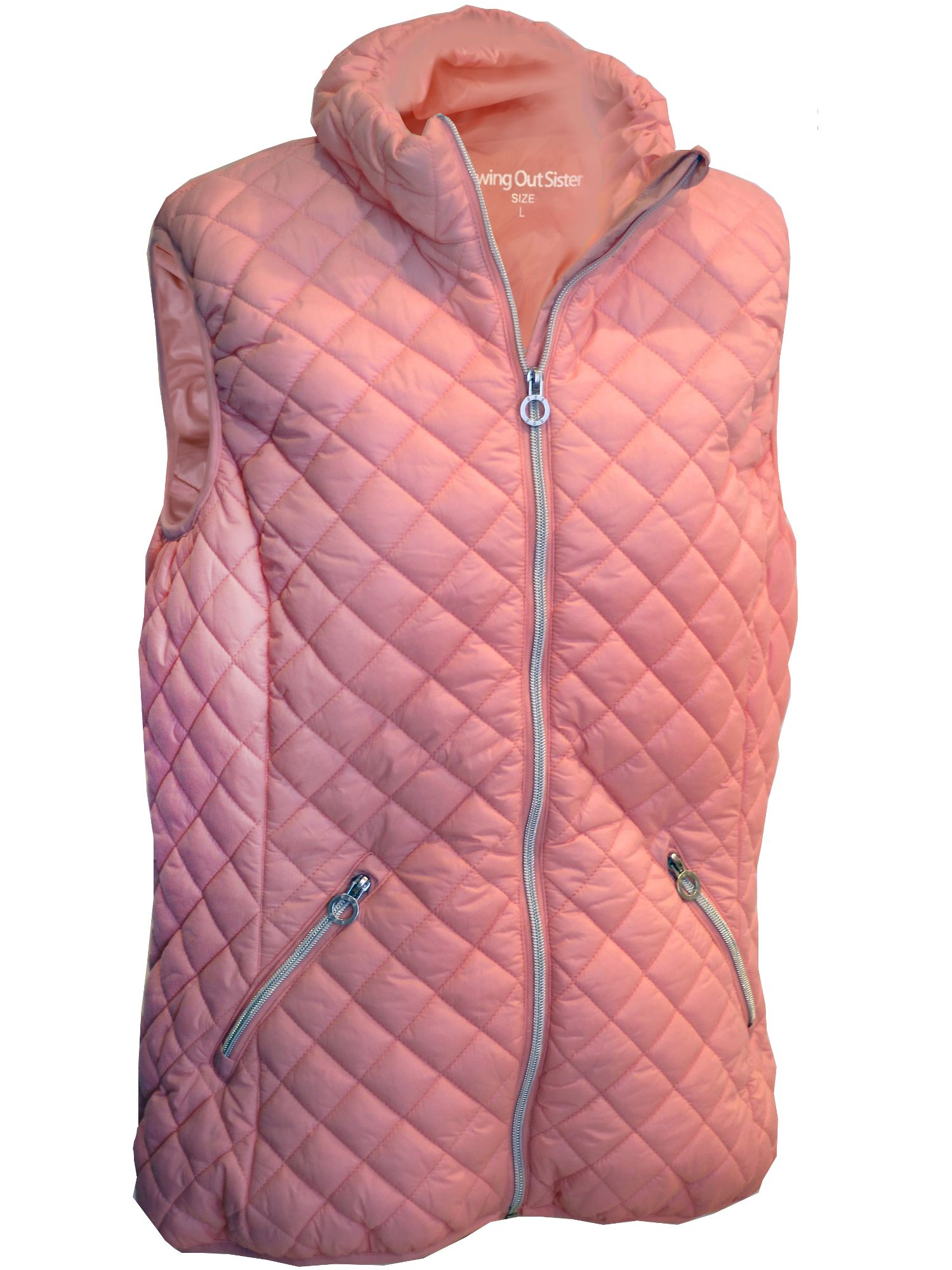 Swing Out Sister Swing Out Sister Harley Gilet, Pink