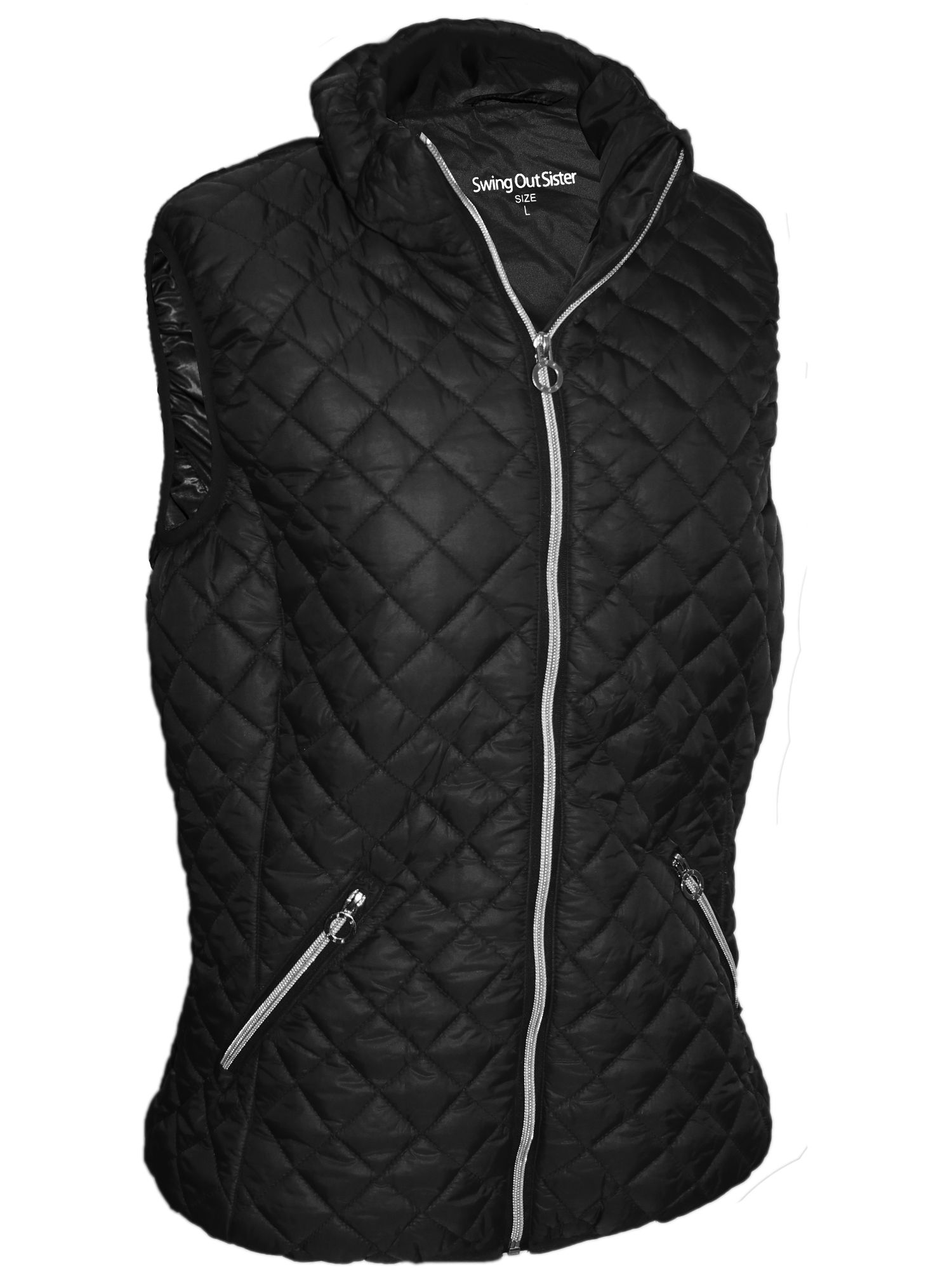 Swing Out Sister Swing Out Sister Harley Gilet, Black
