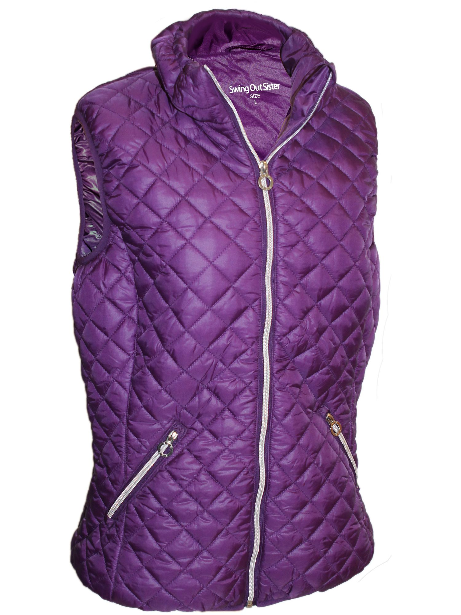 Swing Out Sister Swing Out Sister Harley Gilet, Purple