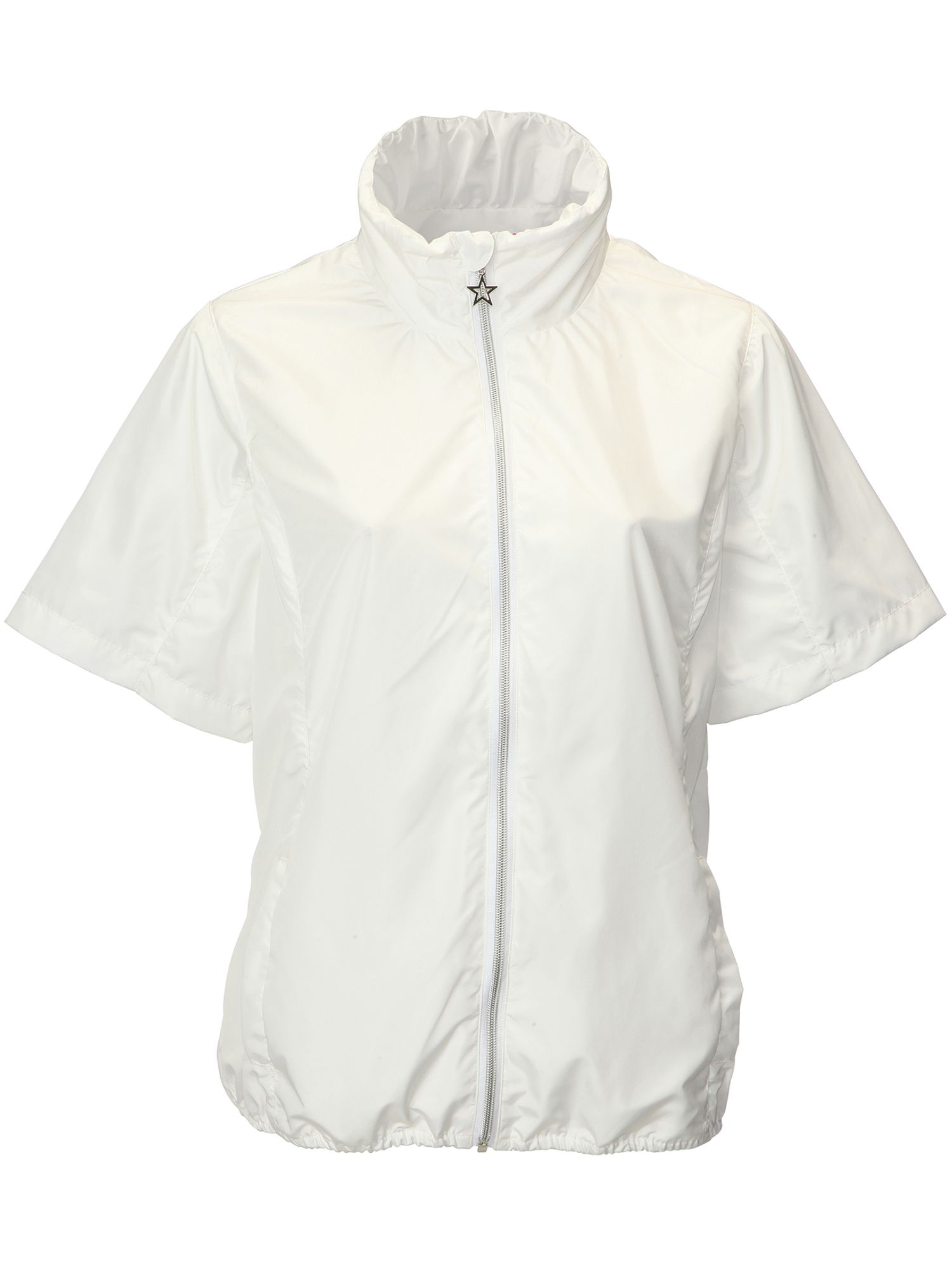 Swing Out Sister Rihanna Packable Jacket, White