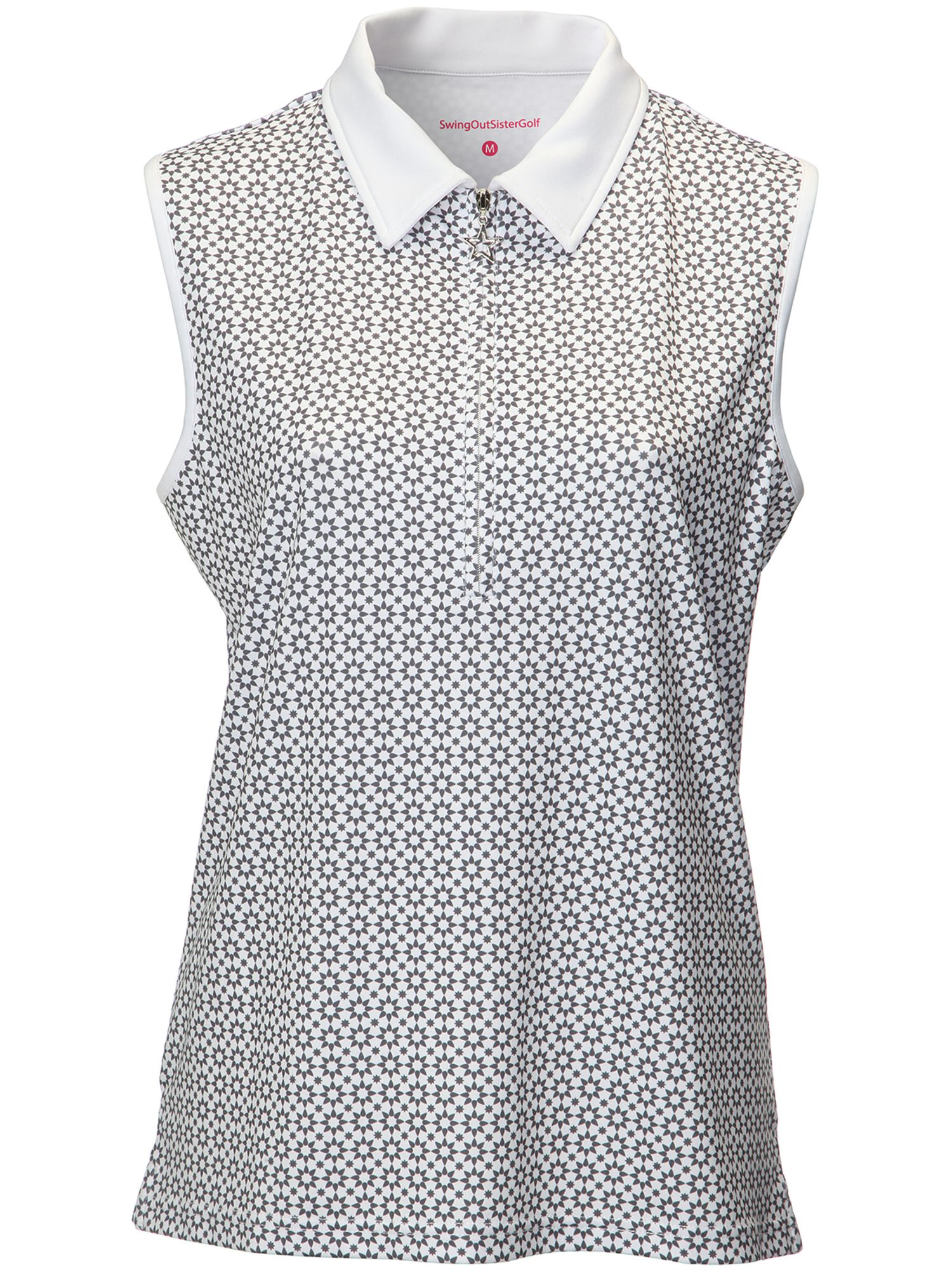 Swing Out Sister Celine Single Jersey Sleeveless, Grey