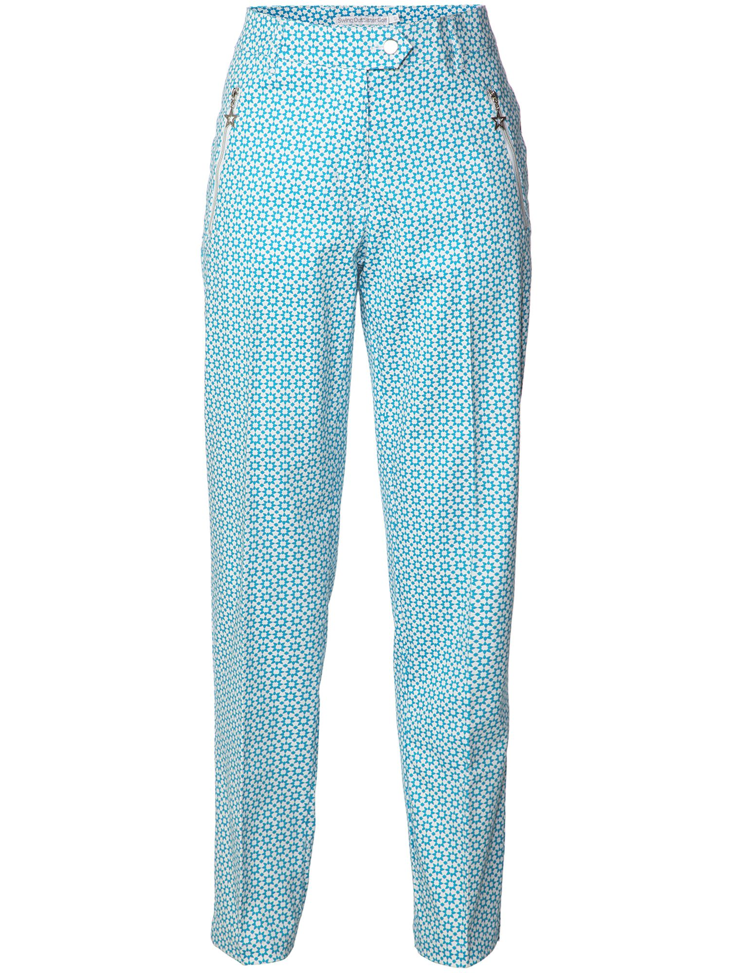 Swing Out Sister Diana 78 Trousers, Blue