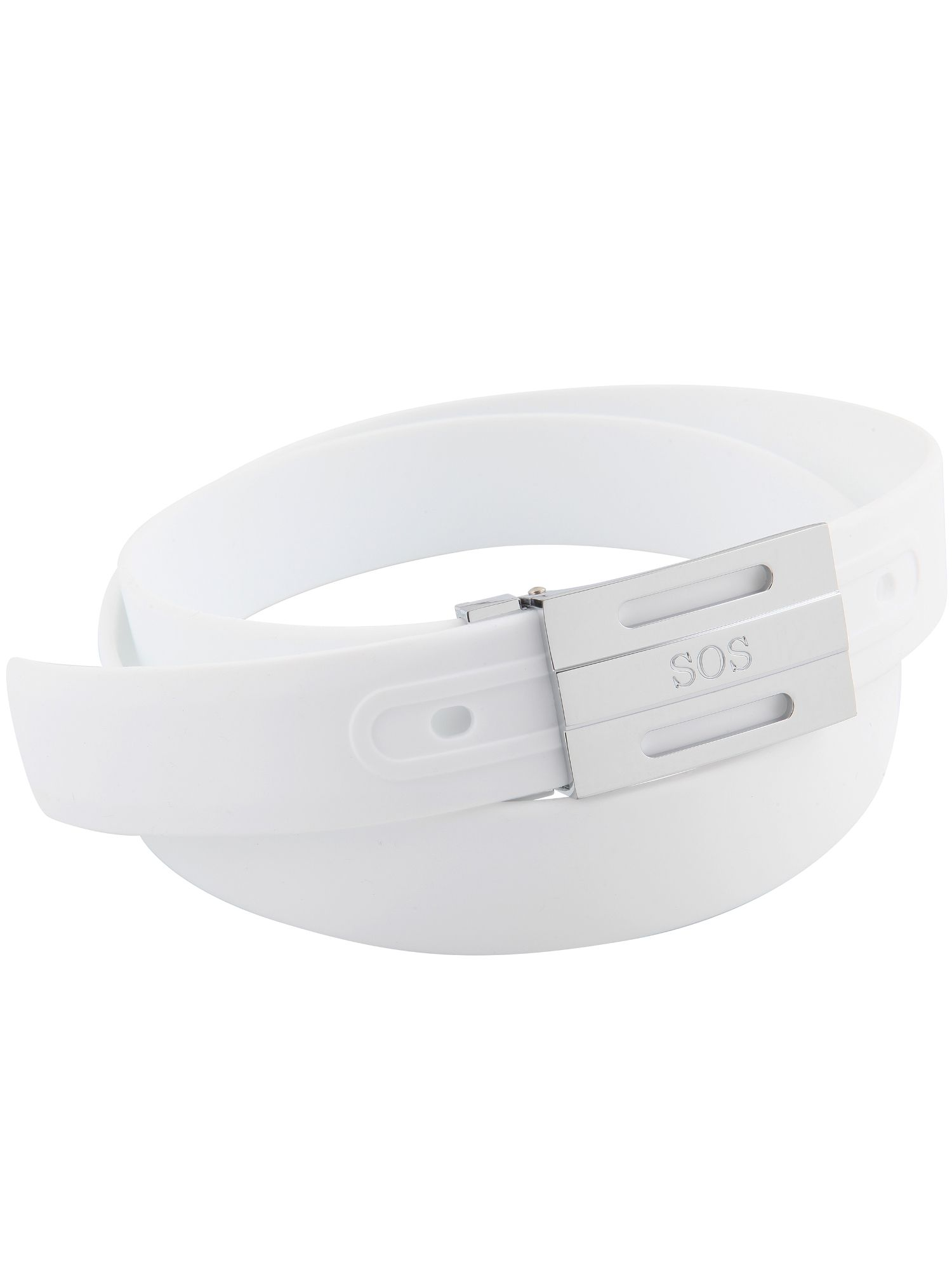 Swing Out Sister Alicia Belt, White