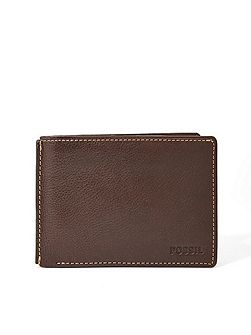 Fossil ML348961200 mens slim bifold wallet