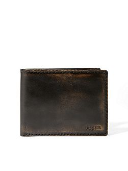 ML321961001 mens bifold wallet
