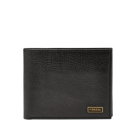 Fossil ML3345001 mens omega bifold wallet