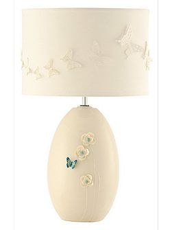 Azure Collection lamp and shade