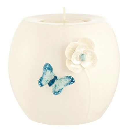 Belleek Living Azure Collection votive