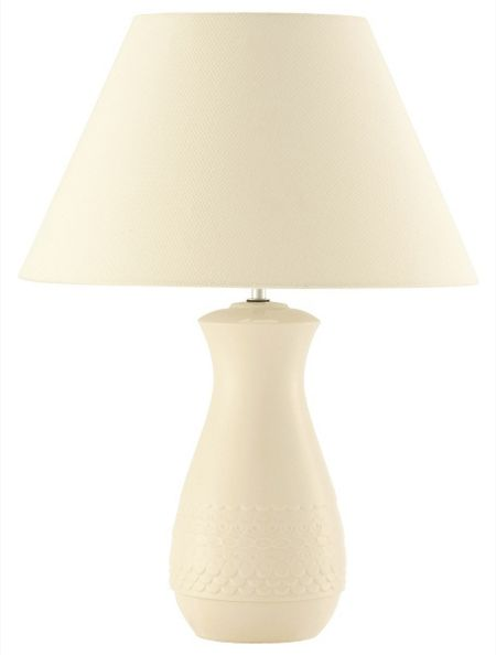 Belleek Living Cascade lamp & shade