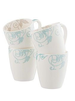 Novello mugs (set of 4)