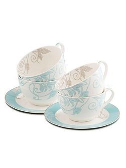 Novello teacup and saucer