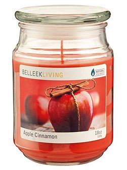 Applie cinnamon candle