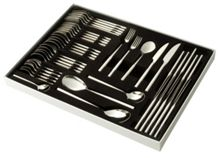 Mirage 44 piece cutlery set