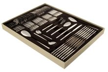 Mirage 58 piece cutlery set