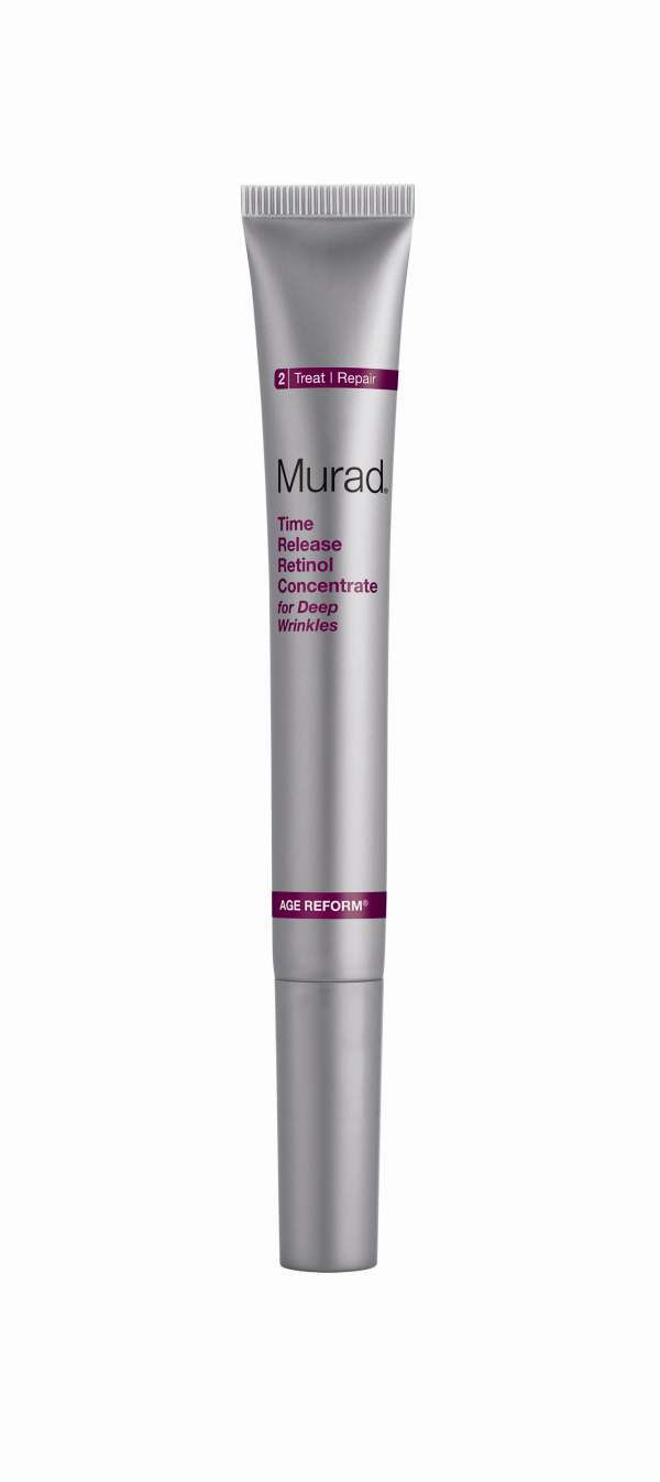 Time Release Retinol Concentrate for Deep Wrinkle