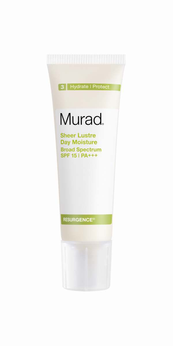Sheer Lustre Day Moisture SPF 15