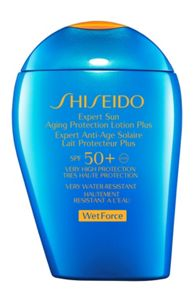 Shiseido WetForce Expert Sun Aging Protection Lotion SPF50