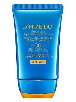 Shiseido Wetforce Expert Sun Aging Protection Cream