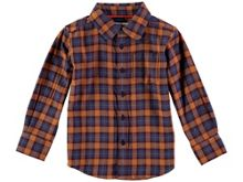 Rockin' Baby Checked Shirt