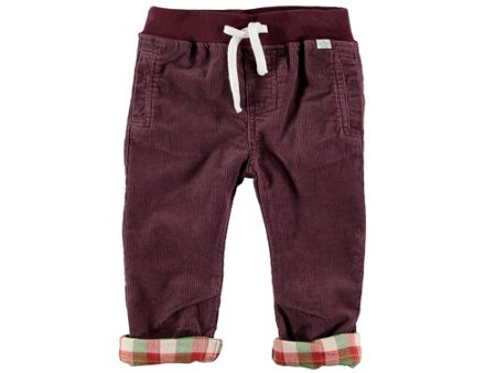Rockin' Baby Boys Brown Cord Trousers