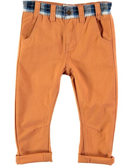 Rockin' Baby Boys Camel Cord Trousers
