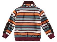 Rockin' Baby Stripe Sweat Top