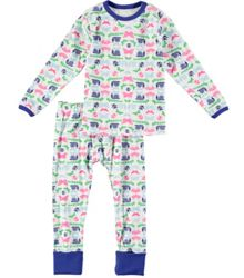 Rockin' Baby Butterfly And Bug Print Pj