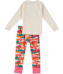 Rockin' Baby Girls Fox Pyjama Set