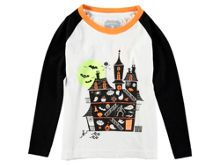 Rockin' Baby Haunted House Tee