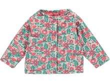 Rockin' Baby Girls Flower Print Reversable Jacket