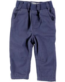 Rockin' Baby Boys Navy Pull-On Chinos