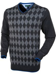Chapman v neck sweater