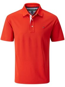 Neil Plain Polo Regular Fit Polo Shirt
