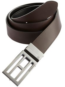 Reversible Trophy Leather Belt