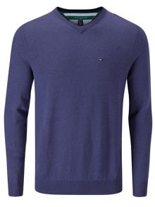 Preston v neck jumper