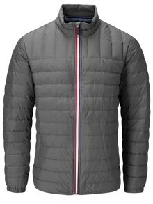Tommy Hilfiger Golf Nigel Full Zip Quilted Jacket
