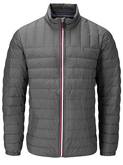 Men's Tommy Hilfiger Golf Nigel Full Zip Quilted