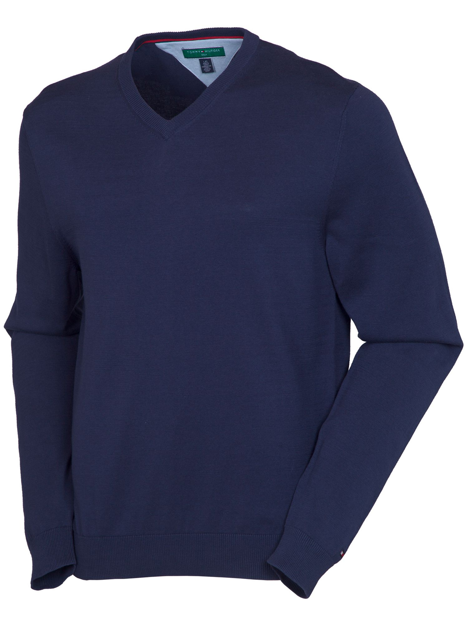 Preston v neck sweater